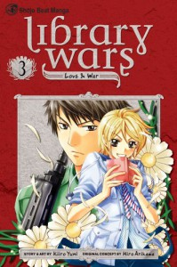 Library Wars: Love & War, Vol. 3 - Kiiro Yumi