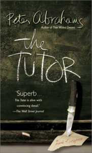 The Tutor - Peter Abrahams