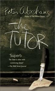 The Tutor - Peter Abrahams