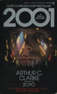 2001: A Space Odyssey (Space Odyssey #1) - Arthur C. Clarke