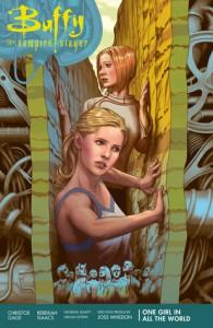 Buffy the Vampire Slayer, Season 11, Vol 2 One Girl in All the World - Christos Gage