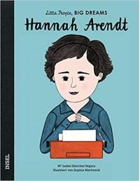 Hannah Arendt - María Isabel Sánchez Vegara