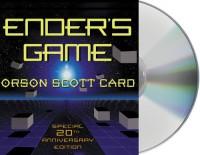 Ender's Game (Ender's Saga, #1) - Orson Scott Card, Stefan Rudnicki, Harlan Ellison