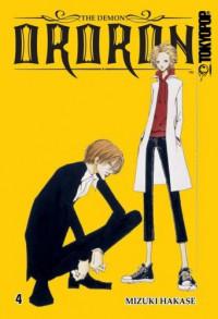 The Demon Ororon, Volume 4 - Hakase Mizuki