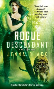 Rogue Descendant - Jenna Black