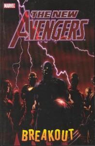The New Avengers, Vol. 1: Breakout - Brian Michael Bendis, David Finch, Danny Miki
