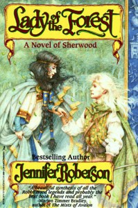 Lady Of The Forest - Jennifer Roberson