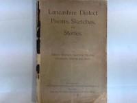Lancashire Dialect Poems, Sketches And Stories. - Waugh Edwin Et Al