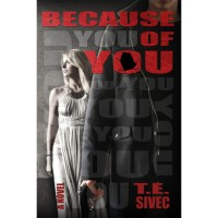 Because of You (Playing With Fire, #2) - Tara Sivec