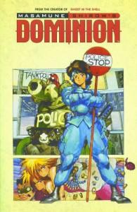 Dominion - Masamune Shirow