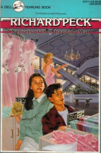Secrets of the Shopping Mall - Richard Peck