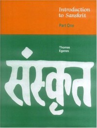 Introduction to Sanskrit, Part 1 - Thomas Egenes