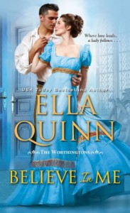 Believe in Me - Ella Quinn