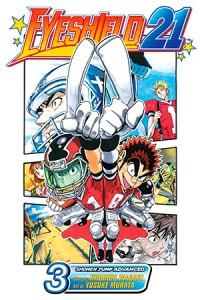 Eyeshield 21, Vol. 3: And They're Called the Devil Bats - Riichiro Inagaki, Yusuke Murata