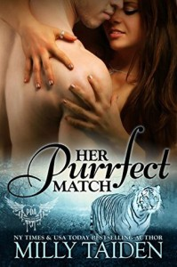 Her Purrfect Match - Milly Taiden