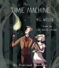 The Time Machine - Derek Jacobi, H.G. Wells