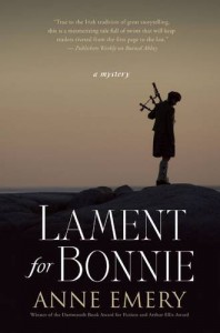 Lament for Bonnie (A Collins-Burke Mystery) - Anne Emery