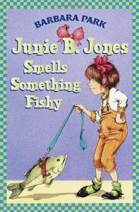 Junie B. Jones and Her Big Fat Mouth -- Junie B. Jones Has a Peep in Her Pocket -- Junie B. Jones Smells Something Fishy, 3 Vols. Set (Assorted Volumes) - Barbara Park, Denise Brunkus