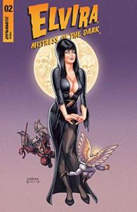 Elvira: Mistress Of The Dark #2 - David Avallone