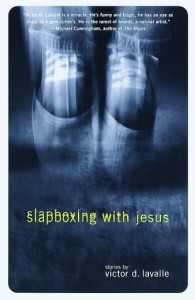 Slapboxing with Jesus - Victor LaValle