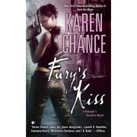 Fury's Kiss (Dorina Basarab, #3) - Karen Chance