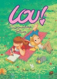 Summertime Blues (Lou!) - Julien Neel