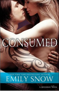 Consumed (Devoured, #2) - Emily Snow