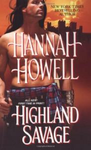 Highland Savage - Hannah Howell