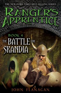 The Battle for Skandia - John Flanagan