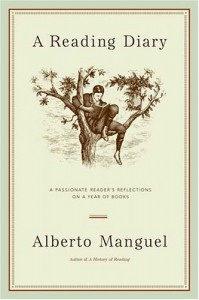 A Reading Diary: A Passionate Reader's Reflections on a Year of Books - Alberto Manguel