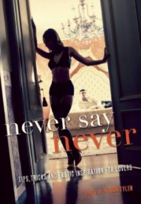 Never Say Never: Tips, Tricks, and Erotic Inspiration for Lovers - Alison Tyler