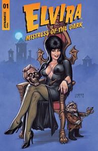 Elvira: Mistress Of The Dark #1 - David Avallone