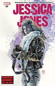 Jessica Jones (2016-) #4 - Brian Michael Bendis, Michael Gaydos, David W. Mack