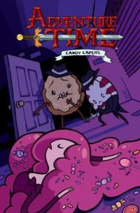 Adventure Time: Candy Capers -   Yuko Ota;Ananth Panagariya