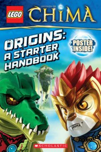 LEGO® Legends of Chima: Origins: A Starter Handbook - Tracey West