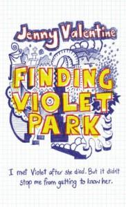 Finding Violet Park - Jenny Valentine