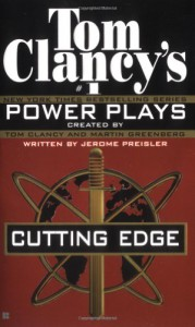 Cutting Edge - Tom Clancy, Martin Greenberg, Jerome Preisler