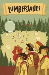 Lumberjanes #04 -  Noelle Stevenson, Grace Ellis, Brooke Allen