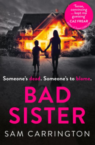 Bad Sister - Sam Carrington