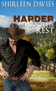 Harder Than the Rest - Shirleen Davies