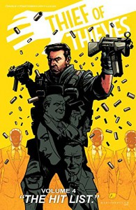 Thief of Thieves Volume 4: The Hit List - Andy Diggle, Robert Kirkman