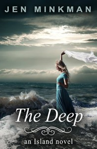 The Deep: (The Island Series #3) - Jen Minkman