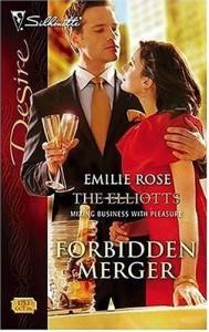 Forbidden Merger - Emilie Rose