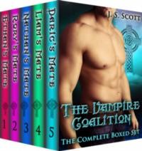 The Vampire Coalition: The Complete Boxed Set - J.S. Scott