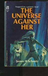 Universe against Her - James Schmitz