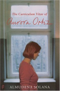 The Curriculum Vitae of Aurora Ortiz - Almudena Solana