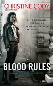 Blood Rules - Christine Cody