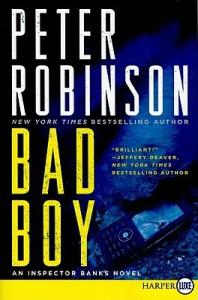 Bad Boy - Peter Robinson