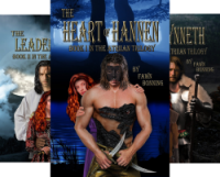 The Atriian Trilogy (3 Book Series) - Fawn Bonning