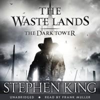 The Dark Tower III: The Waste Lands - Stephen King, Hodder & Stoughton UK, Frank Muller